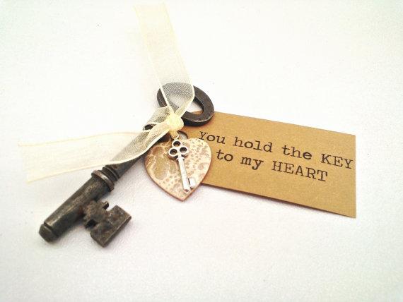 Fundstück der Woche #3: Schlüssel zur Hochzeit