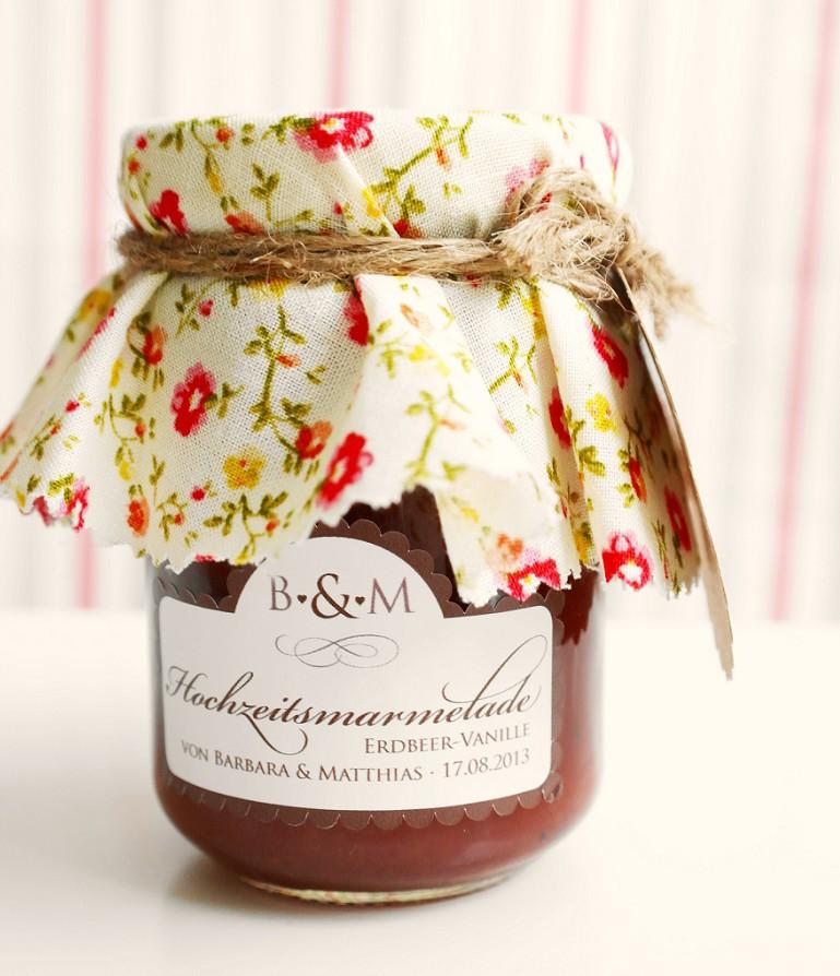 Marmelande als Geschenk
