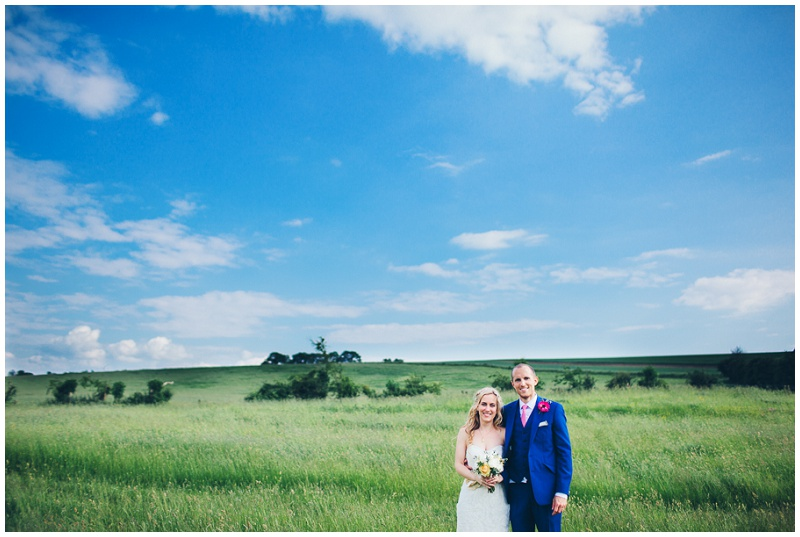 Sarah & Dave Country Side Wedding
