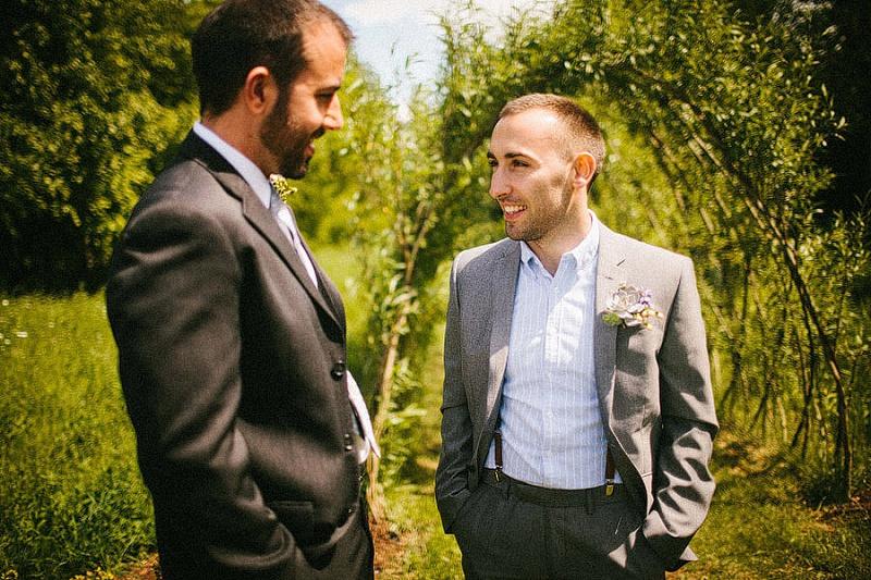 Chaucer Barn Hochzeit rustikal Mick Shah