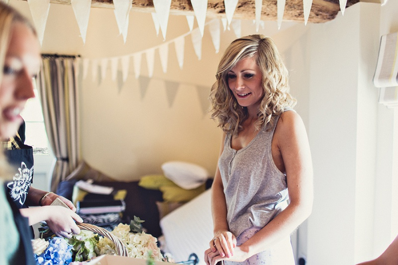Isobel and Ed rustic Tipi Wedding Anna Clarke