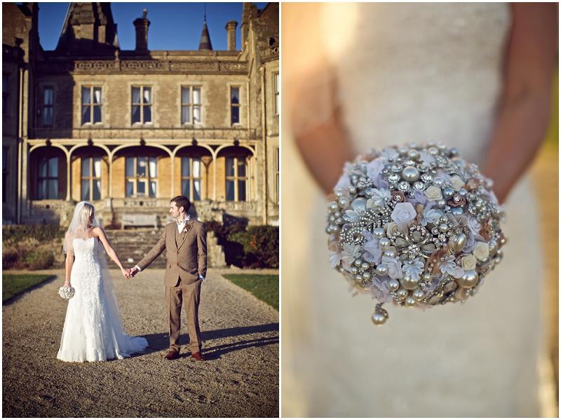 Elegante Winterhochzeit mit viel DIY in Somerset von Nova Wedding