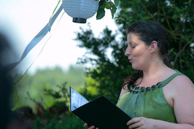 Friederike Delong Traurednerin