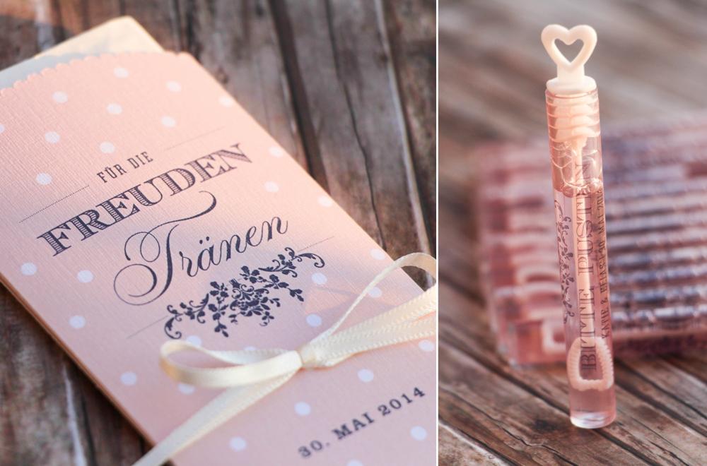 Für die Freudentränen Project Pinpoint rosa