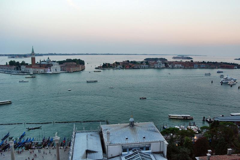 Venedig Canal Giudecca