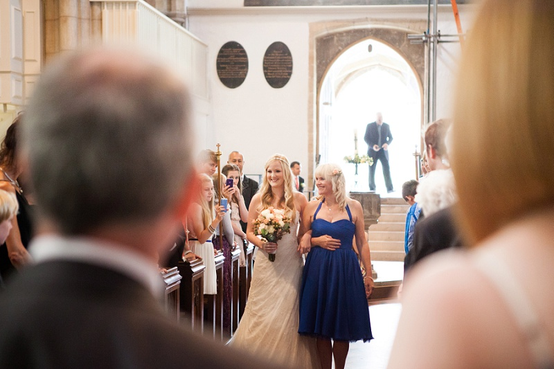 Warum soll der Vater die Braut zum Altar führen?
