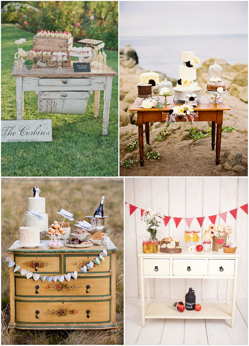 candy bar und sweet table ideen hochzeitsblog the little wedding corner. Black Bedroom Furniture Sets. Home Design Ideas