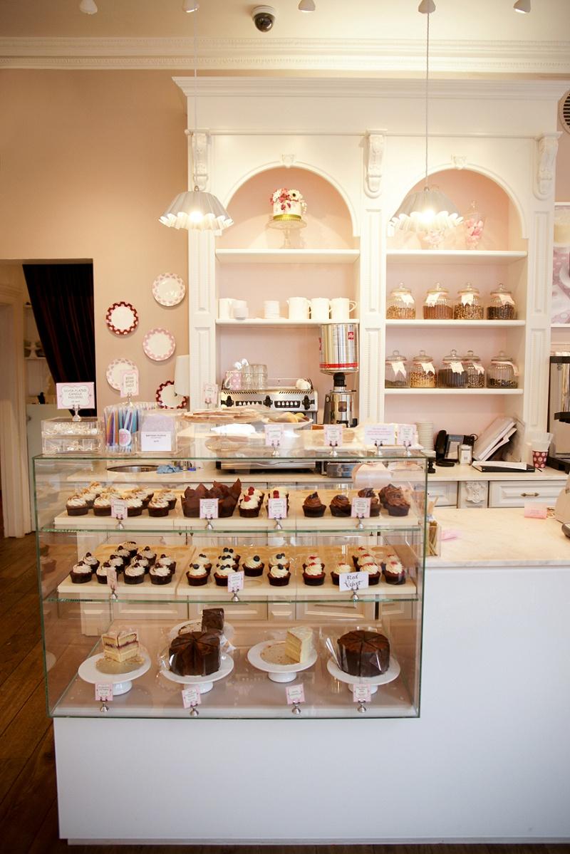 Peggy Porschen Cupcake Cafe