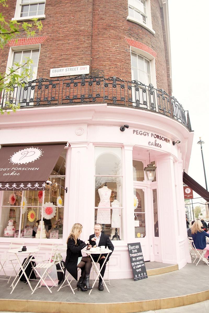 Peggy Porschen Cupcake Cafe Andrea Kühnis