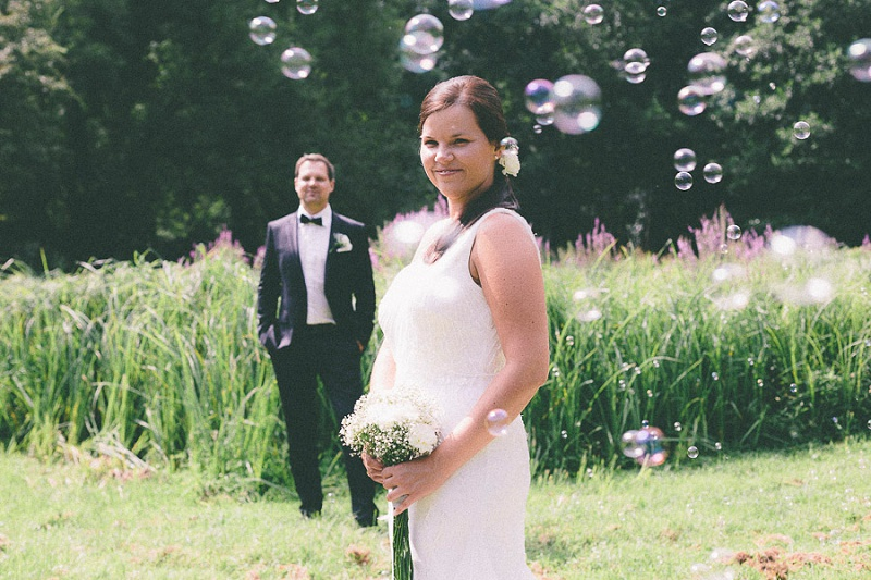 Lässige DIY-Hochzeit in schönster Natur von die bahrnausen