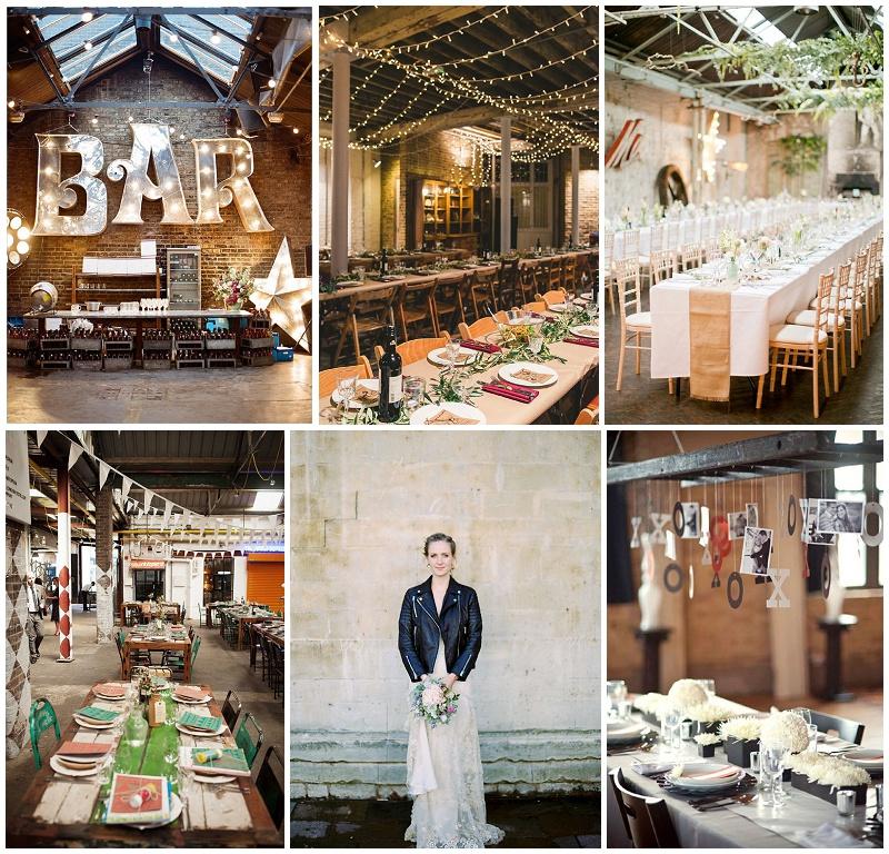 Trend 2015: Urban Chic Hochzeit