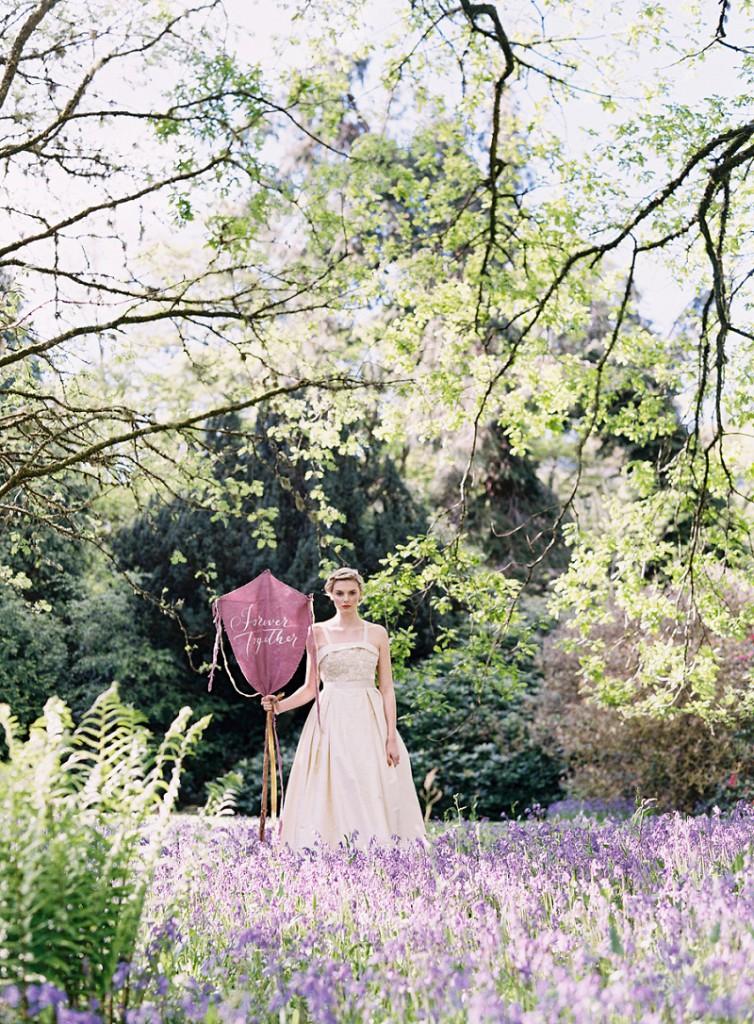 To the Manor! Inspirationen für eine herbstliche Hochzeit in Schottland von Knot & Pop