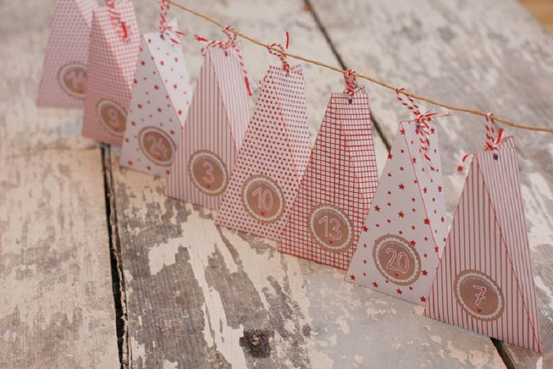 Der Adventskalender der Hochzeitsblogger mit 24 Überraschungen