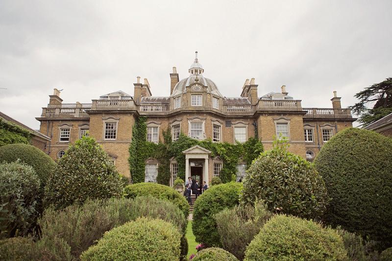 Hampton Court Hochzeit