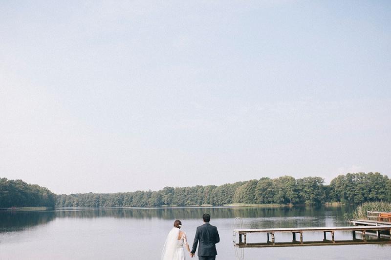 Entspannte Hochzeit am See von Willst du mit mir gehen?