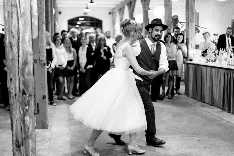 Hochzeit Eröffnungstanz