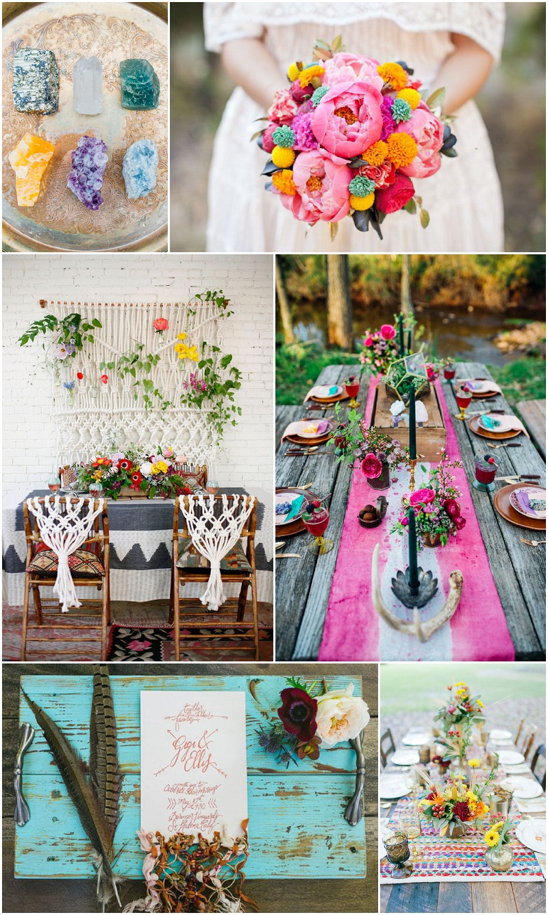 trend 2015 boho chic hochzeit hochzeitsblog the little wedding corner. Black Bedroom Furniture Sets. Home Design Ideas
