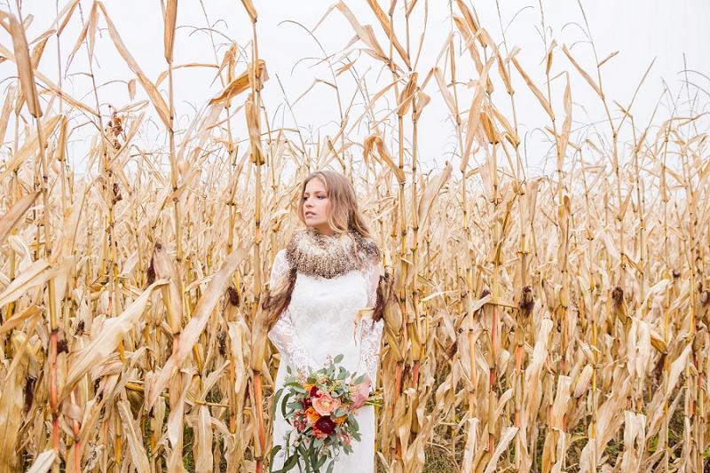 Exklusive Vorschau auf das neue Brautmodelabel La Robe Marie