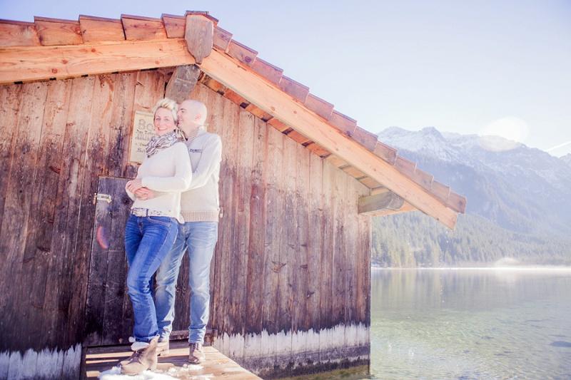 Jägersee Hochzeit