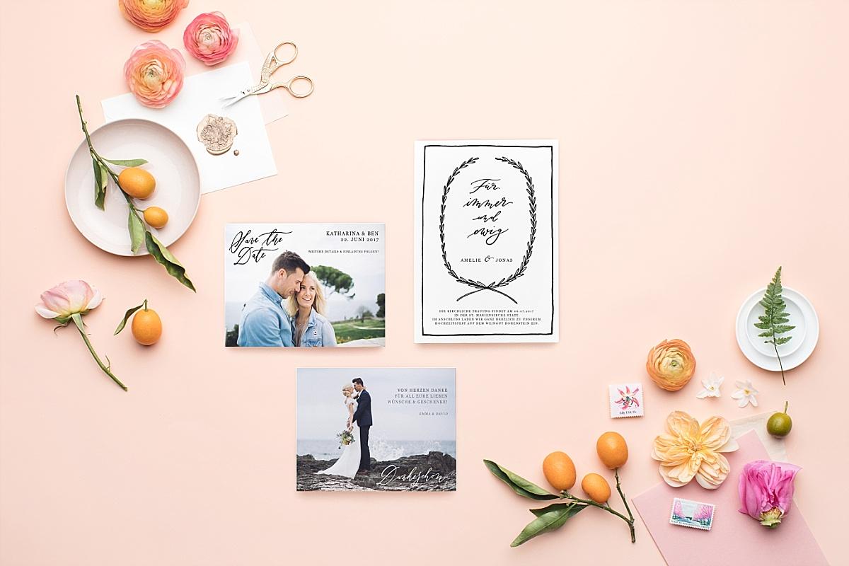 Was Gehort In Eine Hochzeitseinladung Tipps Fur Den Passenden