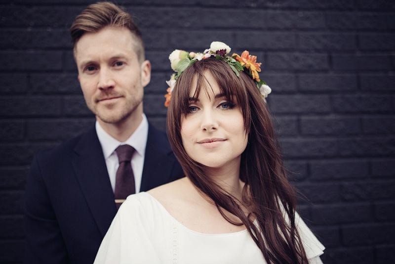 Urban Chic Hochzeit von Babb Photo