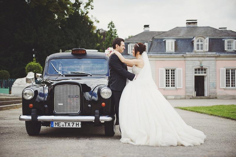 Mein London Cab Brautauto Projekt und ein Cab von verliebt verlobt fotografiert