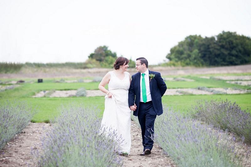 Lässige DIY-Hochzeit auf dem Land von Jessica Holt