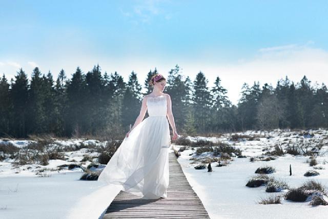 Winterlich heiraten von Victoria Rüsche und Tausendschön Fotografien