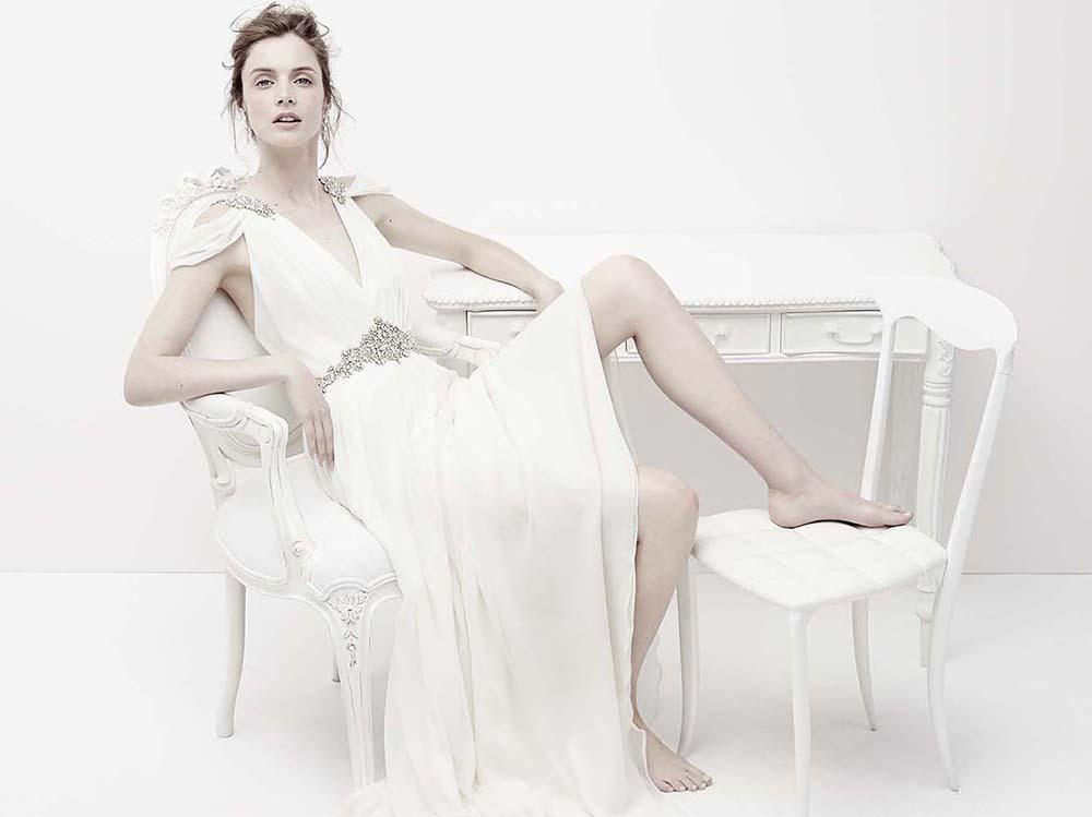 Meine Brautkleid Favoriten aus der Jenny Packham Kollektion
