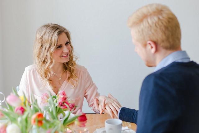 Suprised Engagement