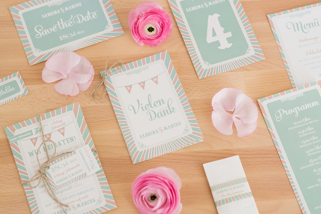 Individuelle Hochzeitspapeterie von Wedding Republic und Tipps zur Planung