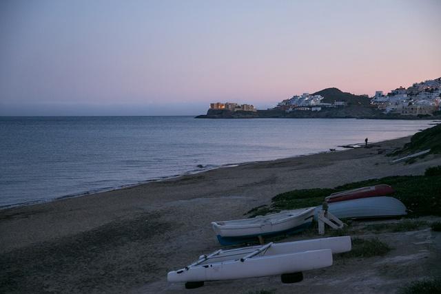 Cabo de Gata Andalusien