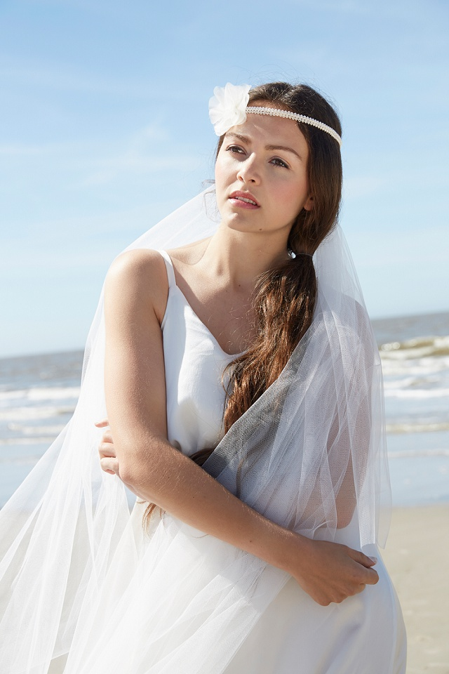 Schleier Braut Kopfschmuck