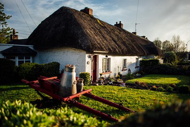 Irland Adare Cottage