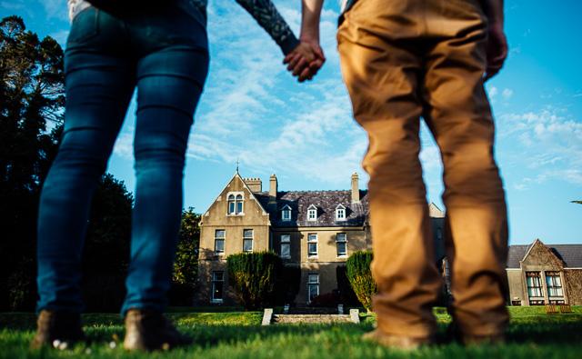 Irland-Schlösser und Herrenhäuser - Rundreise - Marion and Daniel  (80 von 100)