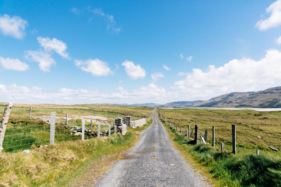 Irland Westküste Natur Donegal