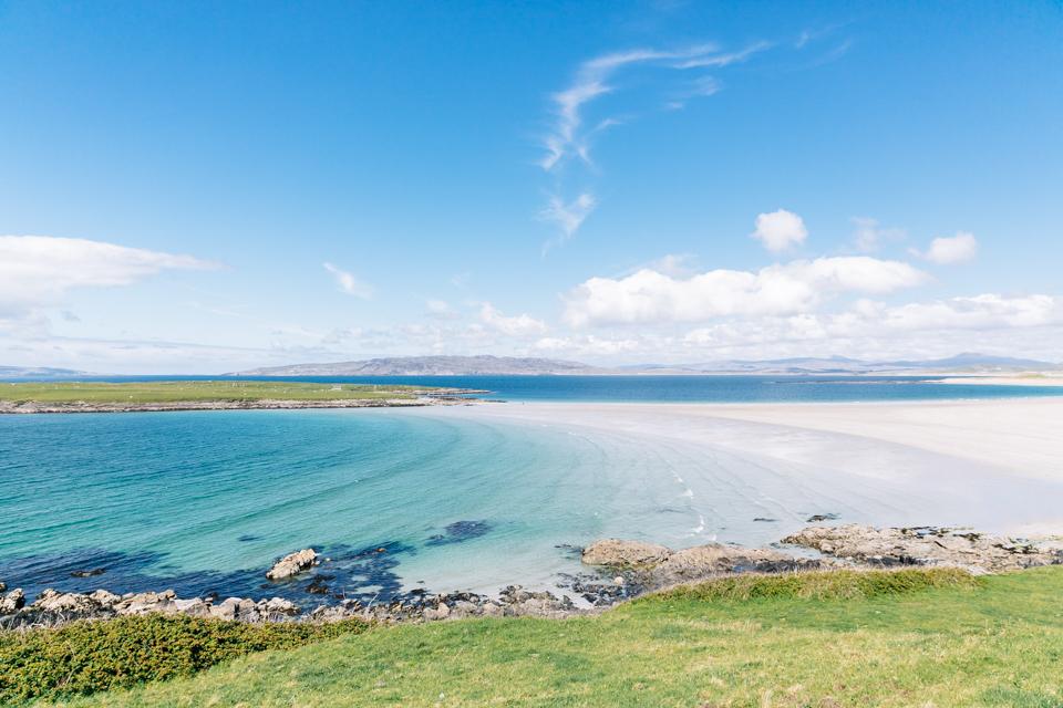 Munter mitgereist … an Irlands Westküste nach Donegal mit Julia Hofmann