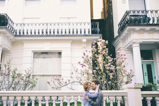 Munter mitgereist… nach Notting Hill für ein Paarshooting mit Saskia Bauermeister