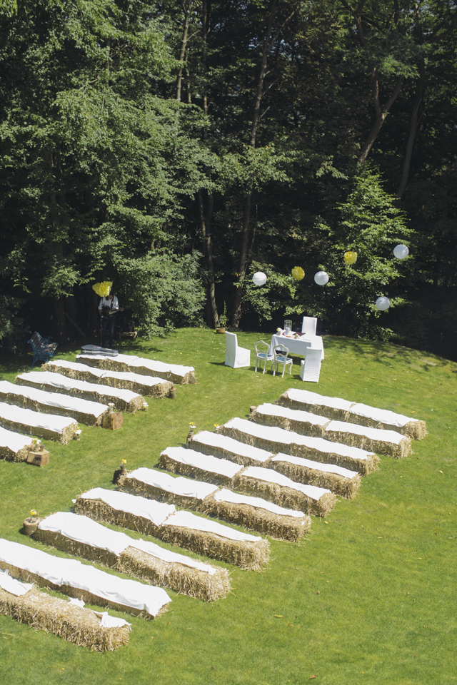 Romantische Gartenhochzeit Von Hanna Witte Hochzeitsblog