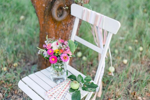 Trendschau 2016: Gartenhochzeiten mit 8 Tipps für eure Hochzeit im Freien von Christine Jütte