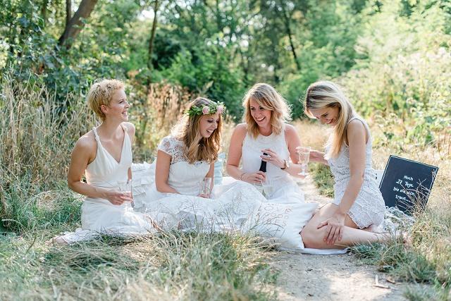Aufgaben einer Trauzeugin Brautparty JGA