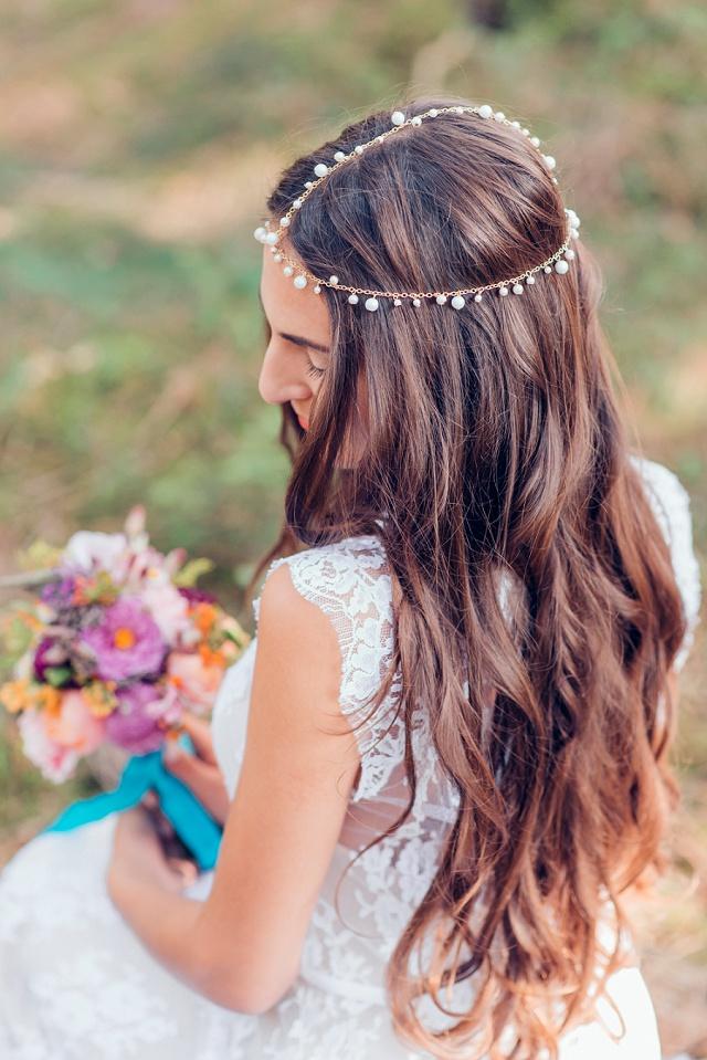 Hochzeit Haarschmuck Boho