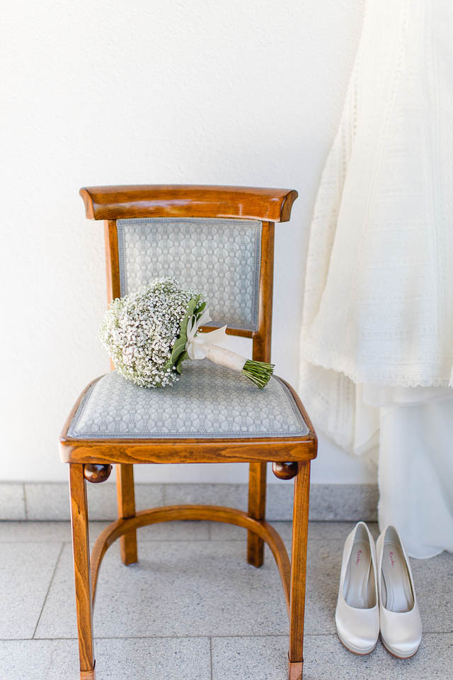 Brautstrauß Schleierkraut