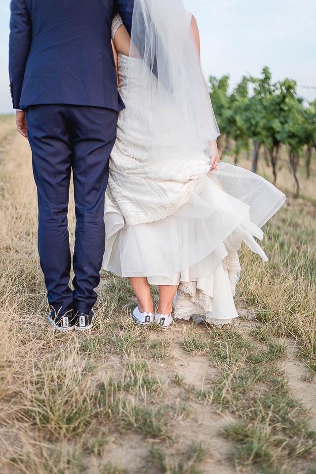 Hochzeit Chucks