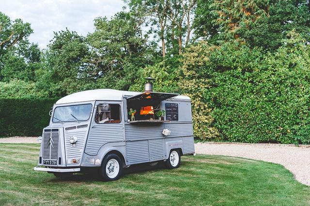 Food Truck Hochzeit