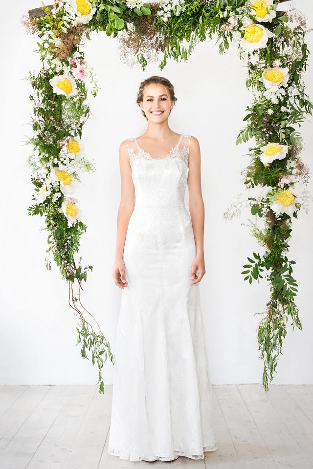 Brautkleid kisui Spitze