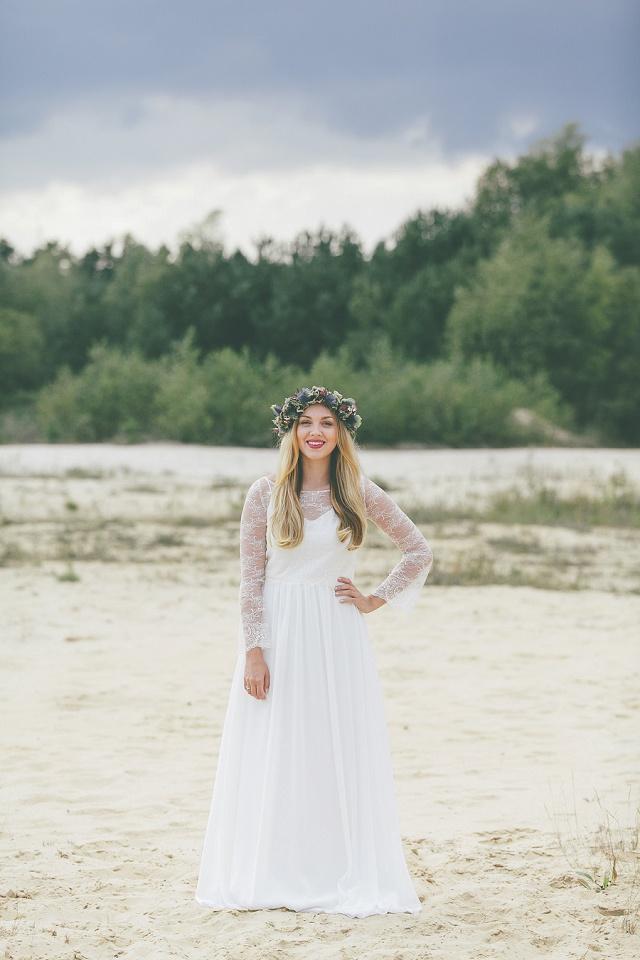 Brautkleid Spitze Light & Lace