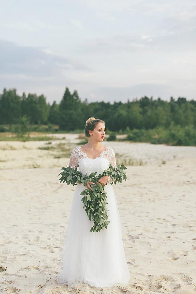 Brautkleid Tüll Light & Lace