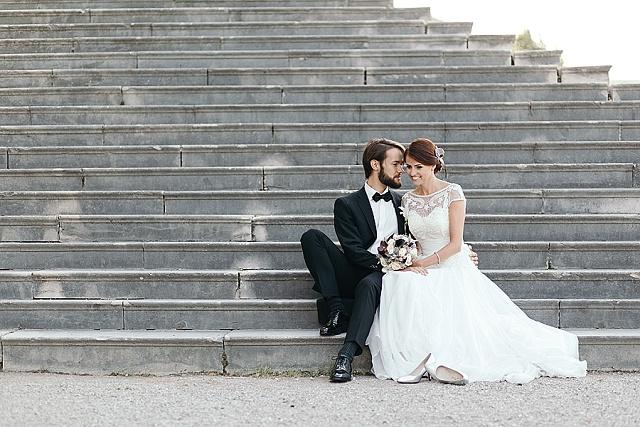 Paris Chic – Stilvoll Heiraten wie Audrey Hepburn von Nartürlich Fotografie
