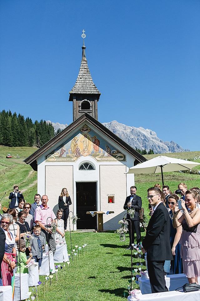 Berghochzeit Jufenalm Salzburg